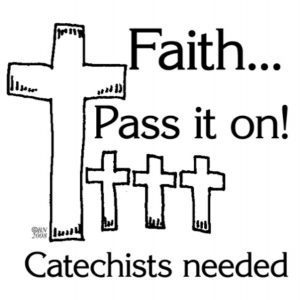 Image result for catechists needed